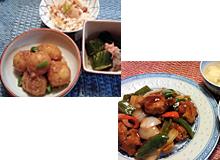 ひとりでつくる料理コース~4月期